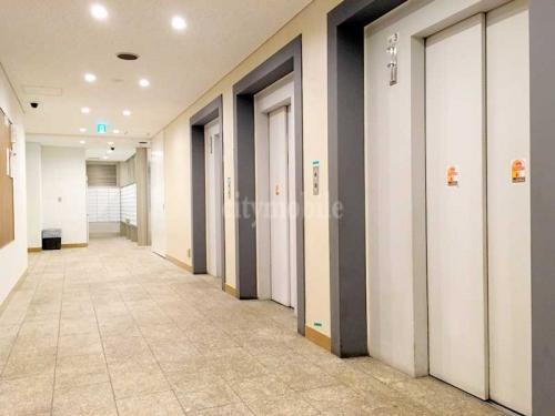 シーリアお台場三番街>エレベーター