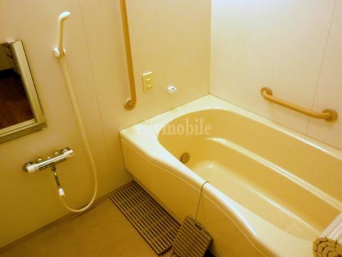 オルトヨコハマビュータワー>バスルーム