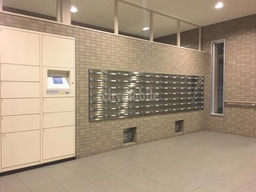コーシャハイム千石>メールBOX・宅配BOX