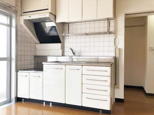 竹の塚第一団地>キッチン