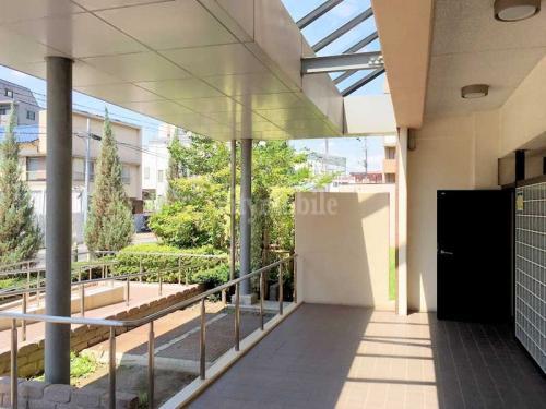 コーシャハイム多摩川>エントランス