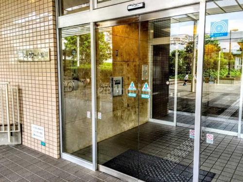 コーシャタワー小松川>入口
