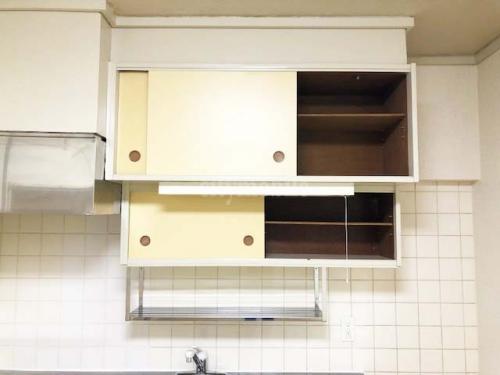 リバーサイド桜木>キッチン収納