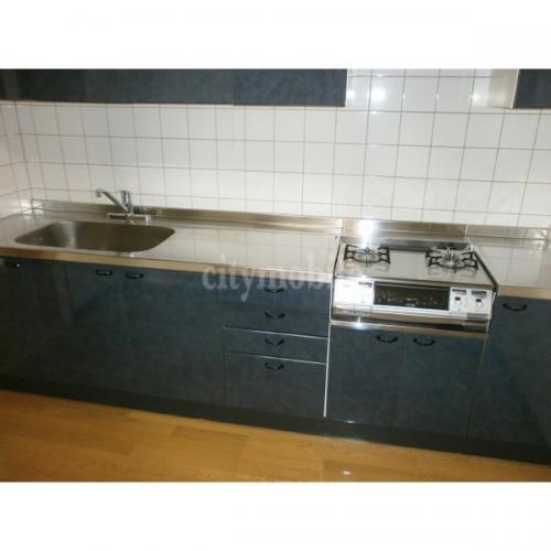 パティオス13番街>システムキッチン