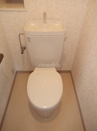 シャルマン大泉学園>トイレ