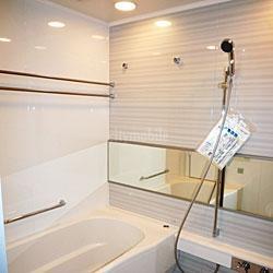 リバーシティ21リバーポイントタワー>浴室