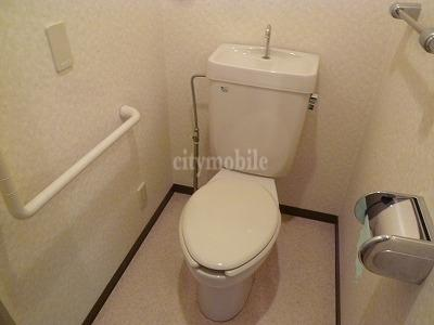 フェリス・クォーレ>トイレ