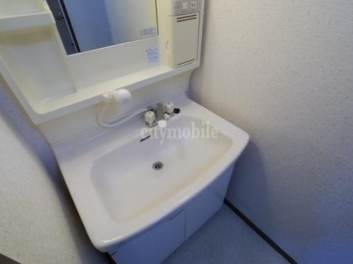 ベルウッド参番館>洗面所