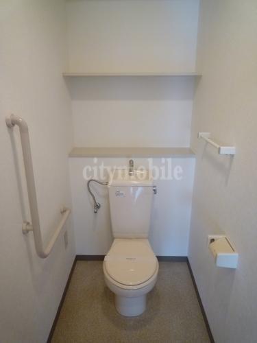 サンドエル横浜>トイレ