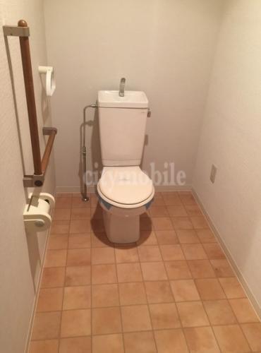 ラ・ヴェルデ>トイレ