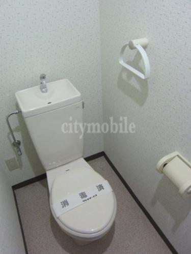 ヤマジンフローラ>トイレ