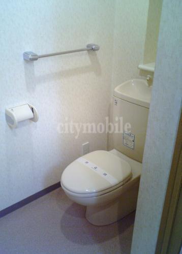 エトワール末廣>トイレ