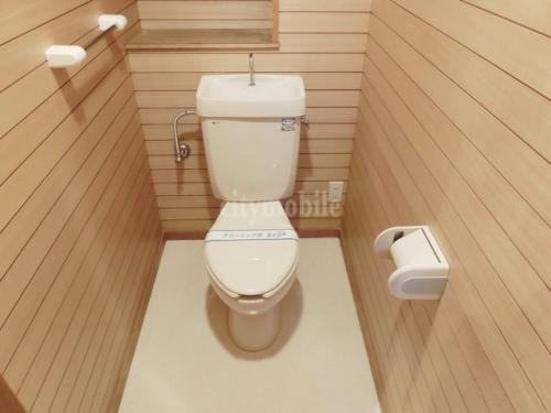 ココパームス千歳台>トイレ