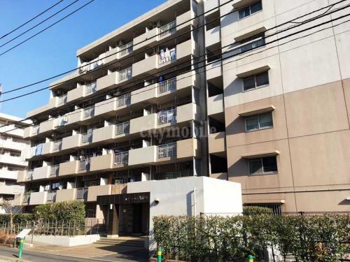 コーシャハイム南蒲田>外観