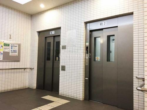 コーシャハイム南砂駅前>エレベーター