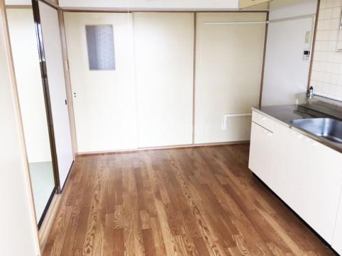 青井五丁目住宅>ダイニング