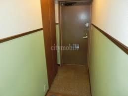ツインタワー>玄関