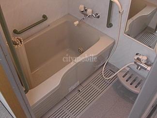 ラ・マージ石神井公園>浴室