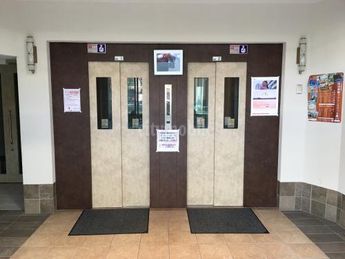 デュプレ芝浦>エレベーター