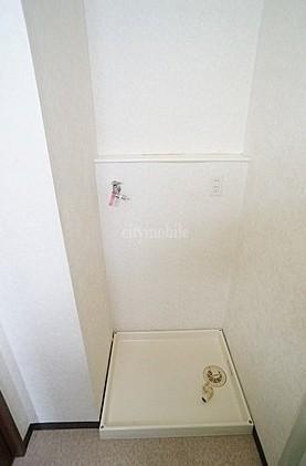 パークサイド業平>洗濯機置場