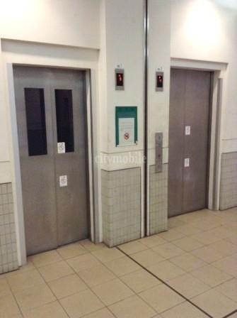 晴海アーバンプラザ>エレベーター