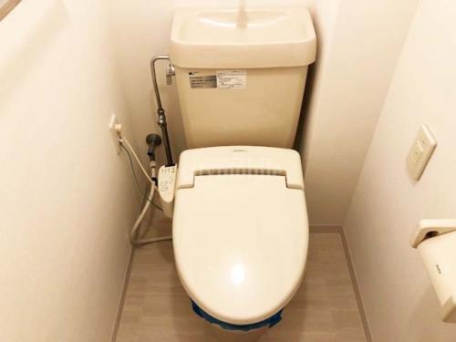 すまいる亀有>トイレ