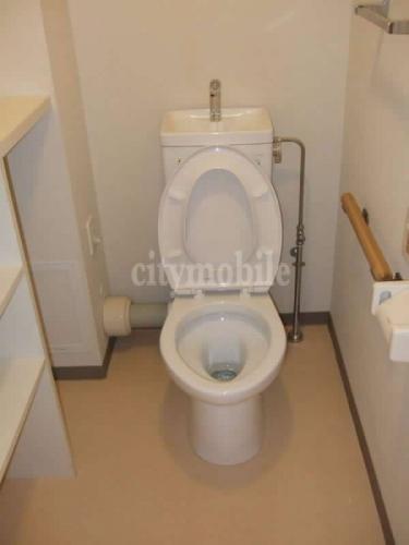 コンフォール東朝霞>トイレ