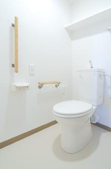 コンフォール鶴瀬>トイレ