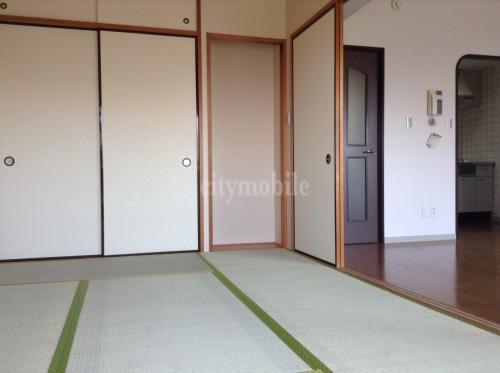 ソレイユ武蔵野>和室
