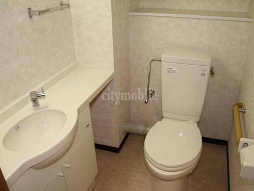 新川・島屋敷通り>トイレ