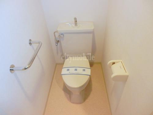 トロトワール東久留米>トイレ