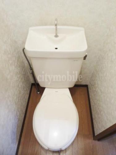 ヒルトップ・マエダ>トイレ