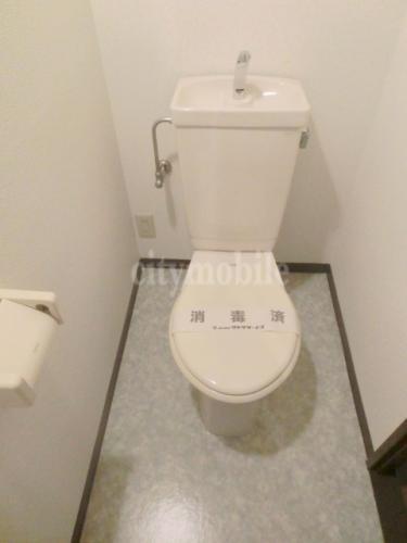 リーセント石神井台>トイレ