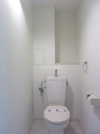 ウィル・アンクレール>トイレ