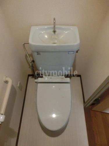 セントラルマンション ナカズシ>トイレ