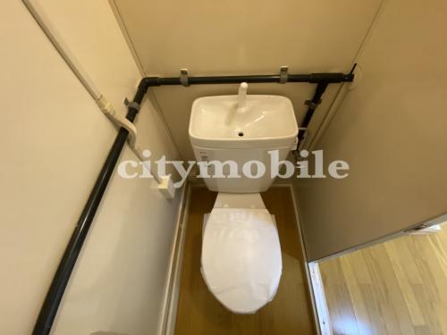 堀船第二住宅>トイレ