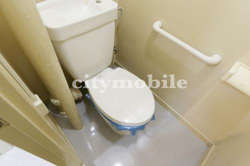 北砂五丁目団地>トイレ
