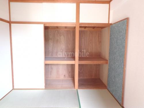 アーバンコート・タカサ>和室