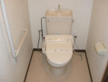 グランドール三原台>トイレ