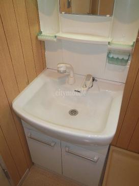 シャトーサンハイム>洗面所