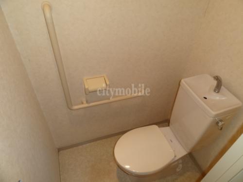 グレイス ヴィラ>トイレ