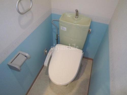 ハミングバード>トイレ