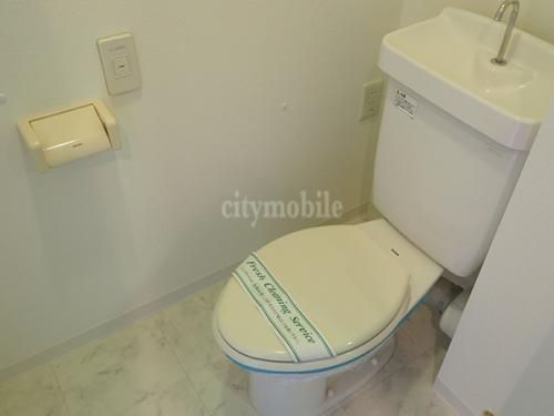 グリーンプラザひばりが丘南>トイレ
