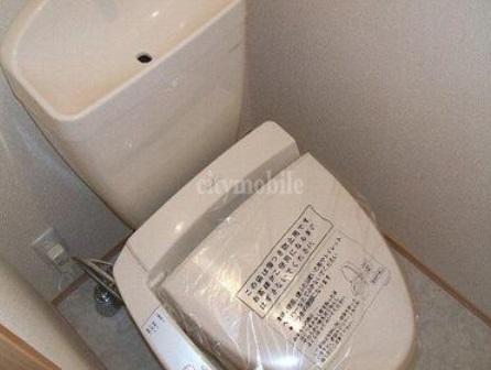 エクセレント自由が丘>トイレ