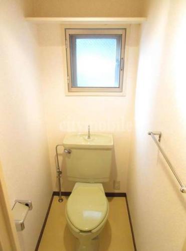 青山荘>トイレ