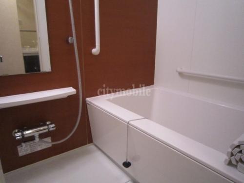 ロイヤルパークス西新井>浴室