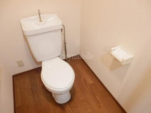 レガートたまプラーザ>トイレ