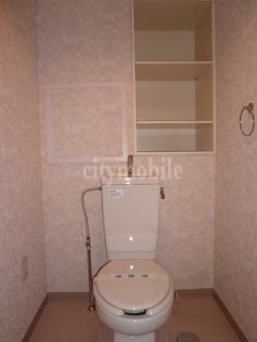 ピュアフィールド新横浜>トイレ