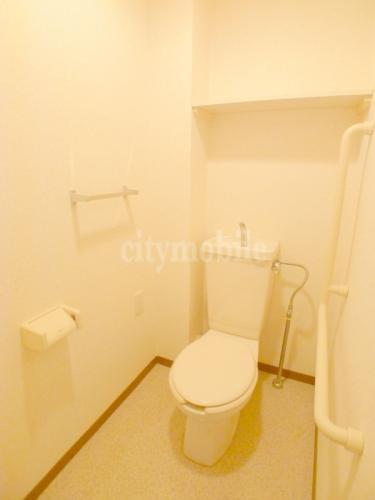 リバーグレース>トイレ