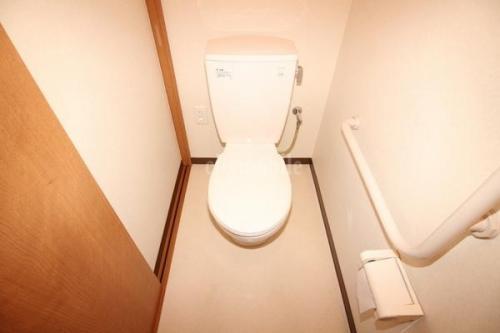 ポートヴィラ AK>トイレ